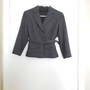 🎀Express Design Studio Wool Blazer Jacket Gray